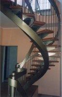 Эксклюзивные лестницы и перила из металла в Кременчуге